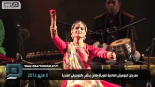 مصر العربية   مهرجان الموسيقى العالمية العريقة بفاس يحتفي بالموسيقى الهندية