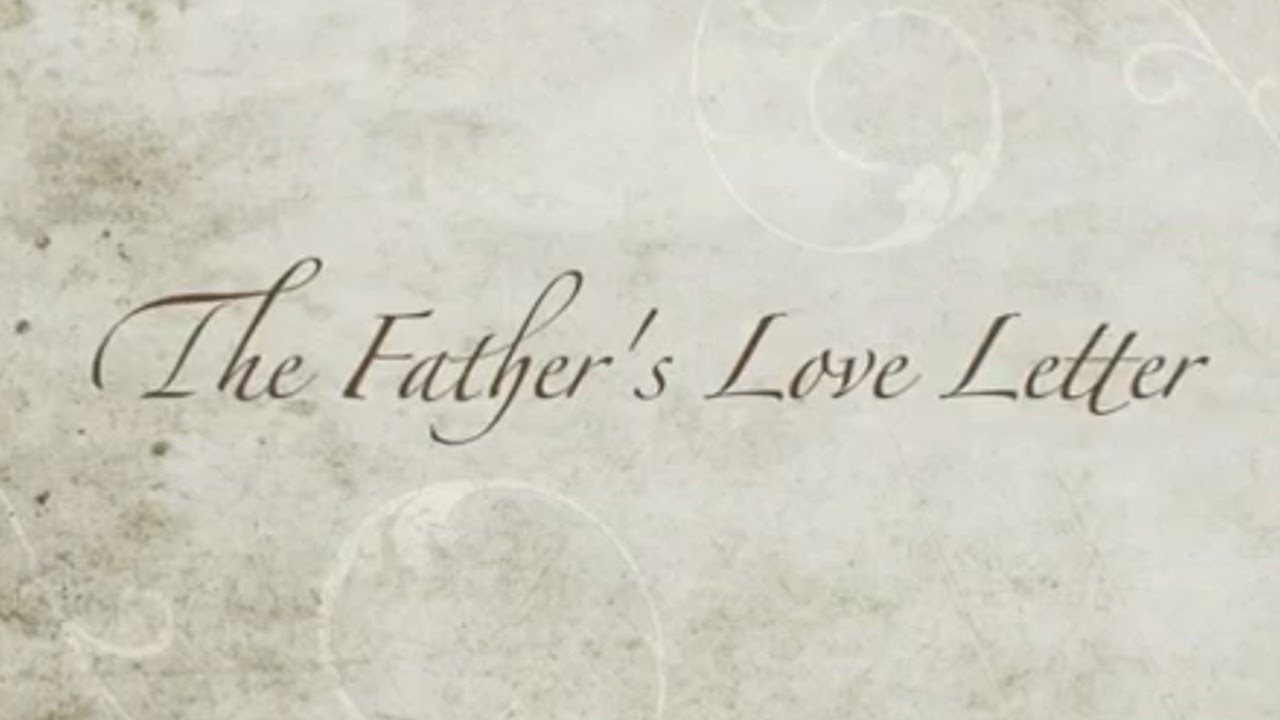 The Father s Love Letter