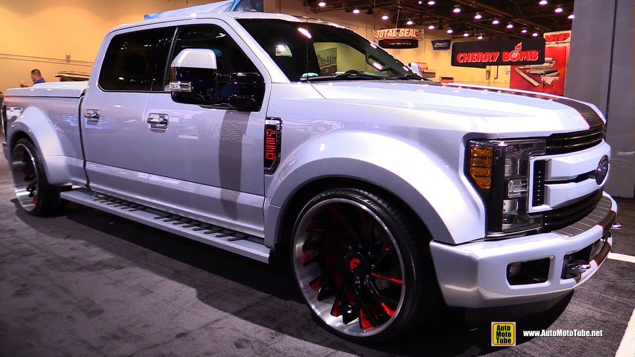 2017 Ford F250 Super Duty XLT Crewcab Wide Body by TS ...