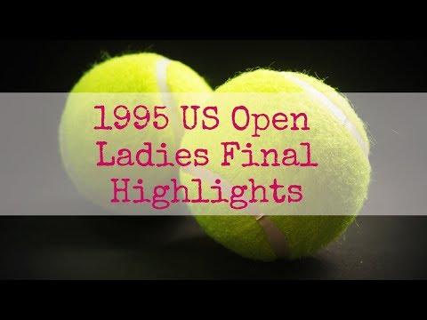 Highlights: Steffi Graf V Monica Seles 1995 US Open Tennis Championships Final