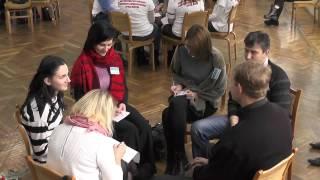 В Пинске прошел первый турнир «Что? Где? Когда?» для работников предприятий и организаций
