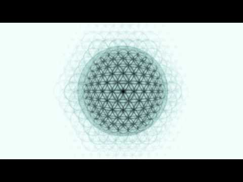 Flower of Life l Meditation music l Relaxation music l 432 Hz music