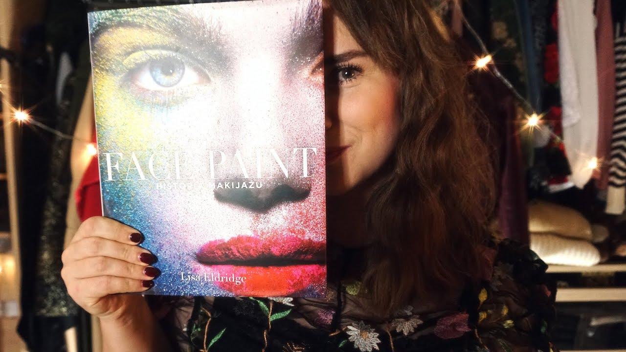 10 faktów o MAKIJAŻU o których nie masz pojęcia :-) Lisa Eldridge Face Paint :-)