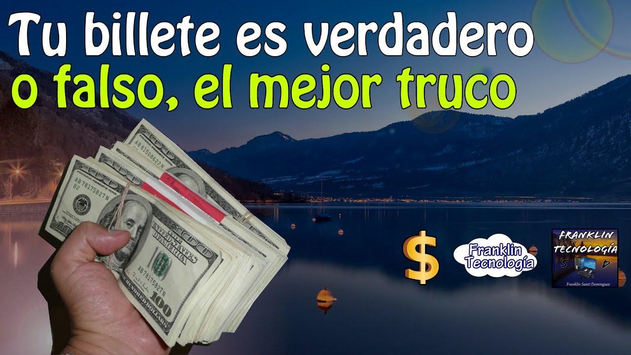 Como saber si tus billetes son verdaderos o falsos for Como saber si clausula suelo