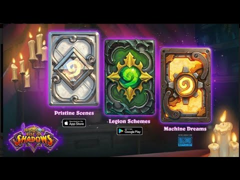 HOW TO GET IOS/ANDROID CARDBACKS ON PC HEARTHSTONE EVENT 2019
