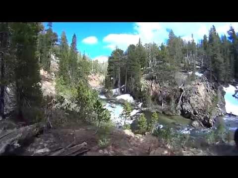 Rush Creek Trail Head Hike