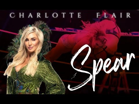 Charlotte Flair - Spear Compilation