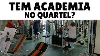 Baixar Tem Academia no Quartel? / Fiquei Doente Fico em Casa? Exército Brasileiro