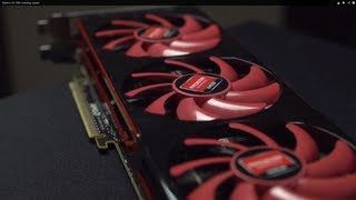 aMD Radeon HD 7990 Unboxing & Technology Overview
