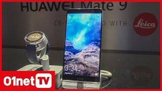 Avec son Mate 9, Huawei veut écraser l'iPhone 7 Plus