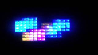Rgb Led Coffee Table [video 2]