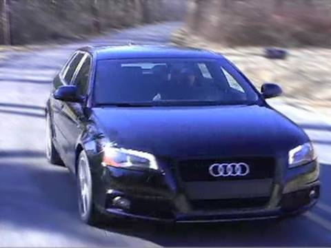 2010 Audi A3 TDI Review