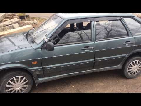 Купил ВАЗ 2114, 2007 год на продажу.