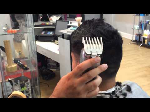 How to Fade Hair Mid Fade Tutorial