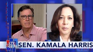 Sen. Kamala Harris On Joining The Biden Ticket: I'd Be Honored