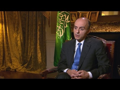 Saudi foreign minister questions Russia's motives in Syria