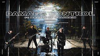 ANNALYNN - Damage Control (ft. Masato of coldrain)【Official Music Video】