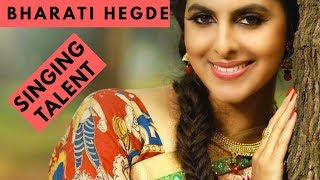 | Yaare Nee Mohini Serial | Actress | Bharati Hegde | Singing Talent