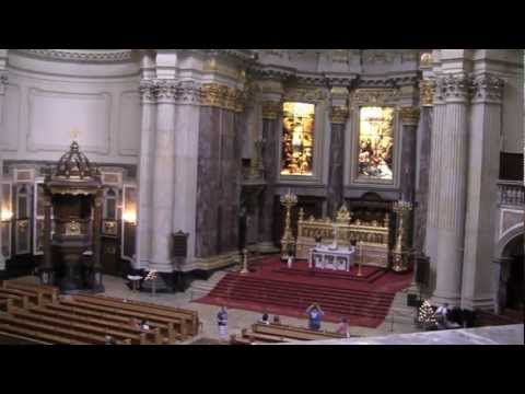 Berliner Dom / Berlin Cathedral - 2nd July, 2012 (1080 HD)