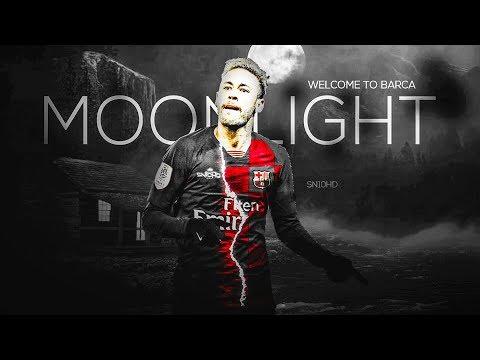 Neymar JR ft. XXXTENTACION - MOONLIGHT | Skills x Goals | 2019