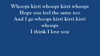 whoops Kirri Lyrics (Vice Ganda) Showtime