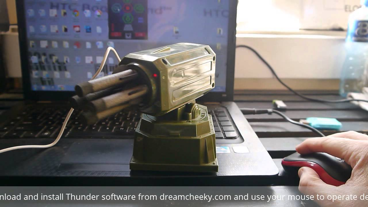 DREAM CHEEKY MISSILE LAUNCHER WINDOWS 8.1 DRIVERS DOWNLOAD