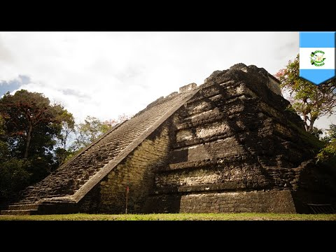 Ancient Mayan city found in jungle: Archaeologists use LiDAR