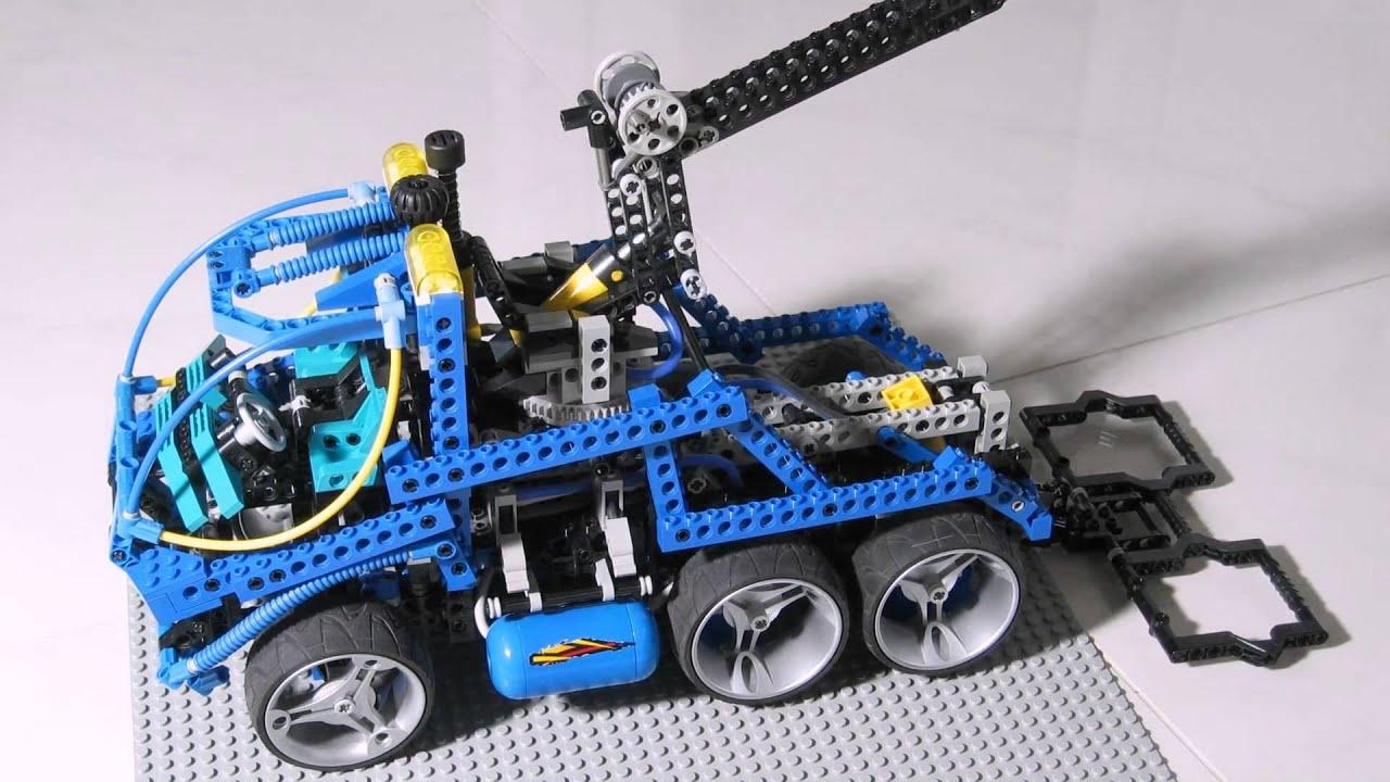Timelapse / Zeitraffer LEGO TECHNIC 8462 Abschlepptruck