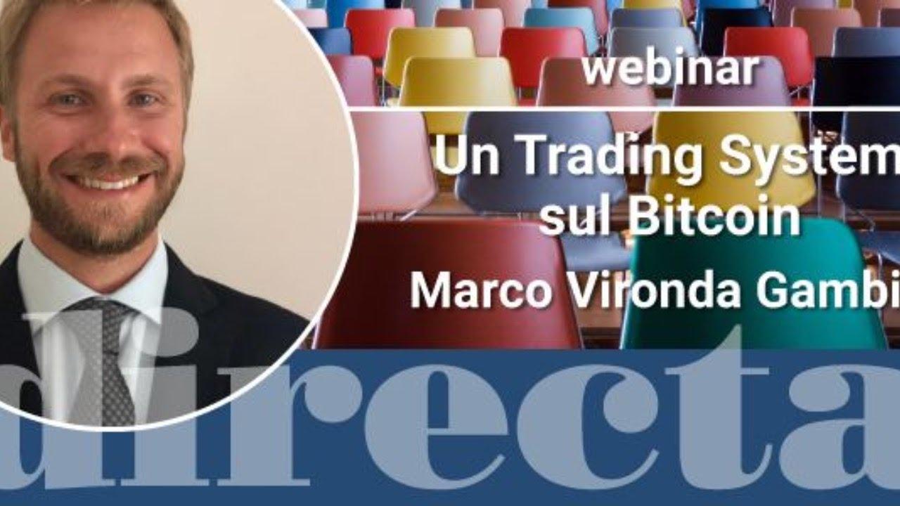 directa trading criptovalute