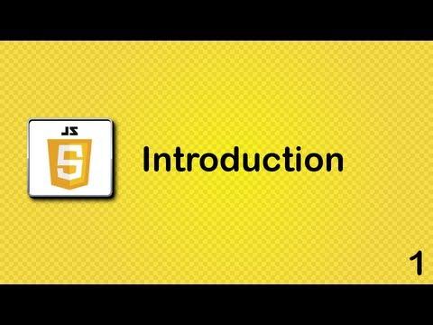 Javascript beginner tutorial 1 - Introduction to javascript