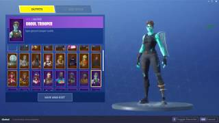 Sell my Fortnite account 1500€ value