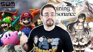News Wave! - Switch Smash Bros Rumors Start Circulating And Shining Resonance Gets Localized