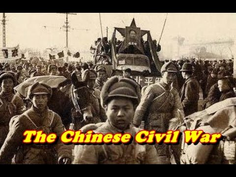 History Brief: The Chinese Civil War