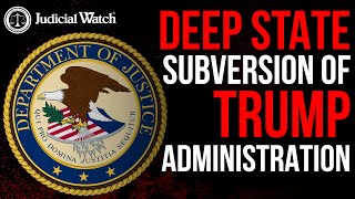 Court Fight over Anti-Trump Deep State Subversion!