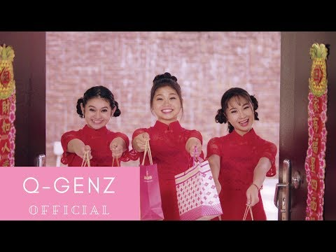[Q-Genz 巧千金] 缤纷春天 MV --《满满丰盛》2018 (Official HD MV)