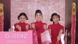 Video [Q-Genz 巧千金] 缤纷春天 MV --《满满丰盛》2018 (Official HD MV) download MP3, 3GP, MP4, WEBM, AVI, FLV September 2018