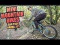 MINI MOUNTAIN BIKES - CAN THEY HANDLE IT?