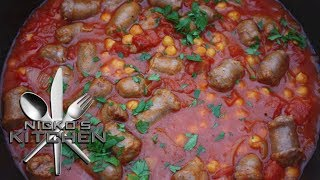 Easy Sausage Casserole - Video Recipe