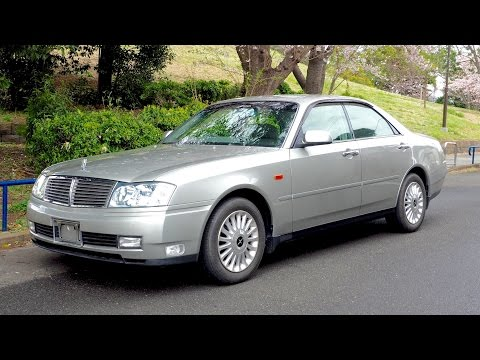2001-nissan-cedric-(canada-import)-japan-auction-purchase-review