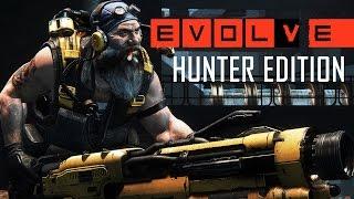 Evolve Game Movie (Hunter Edition) All Cutscenes 1080p HD