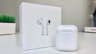 Apple Airpods 2: Unboxing & Review