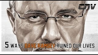 Video 5 Ways Dave Ramsey Ruined Our Lives download MP3, 3GP, MP4, WEBM, AVI, FLV Juli 2018