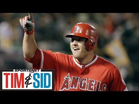 What Does Mike Trout's Deal Say About MLB? | Tim and Sid