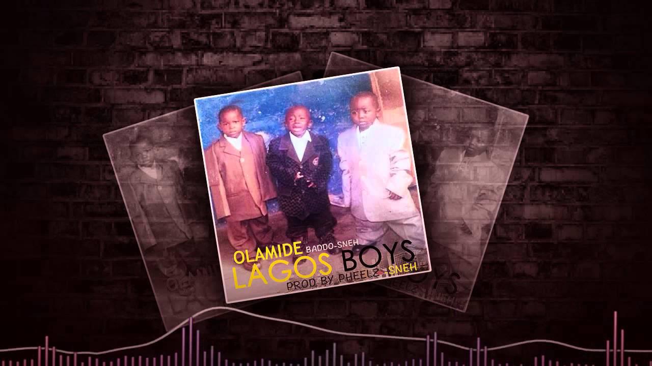 Download Olamide - Lagos Boys [Official Audio]