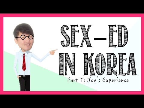Question Time #7 | Sex-Ed in Korea Part 1 | Jae
