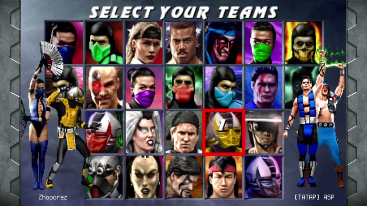 Им за 30, а они всё ещё лучшие игроки в Mortal Kombat 3