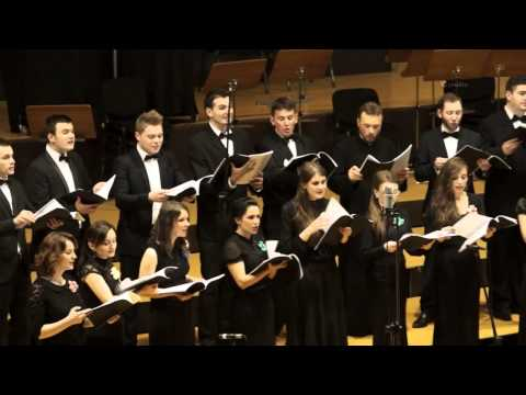 LOVE - Nat King Cole - choral arrangement