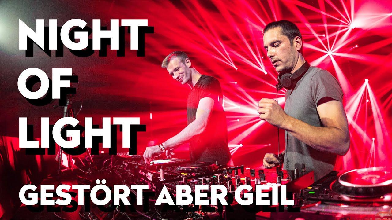 Gestört aber GeiL bei der Night of Light mit Paul van Dyk and Le Shuuk