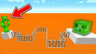 Minecraft Mob Balance Test