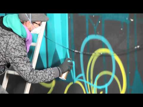 "Buchtrailer zu Christoph Ganter - ""Graffiti School"" - Prestel Verlag"
